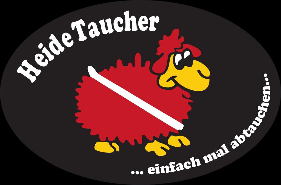 Logo der HeideTaucher
